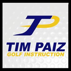 Tim Paiz Golf Logo