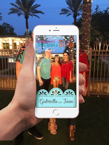 Fiesta Engagement Filter