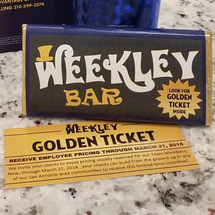 Weekley Bar